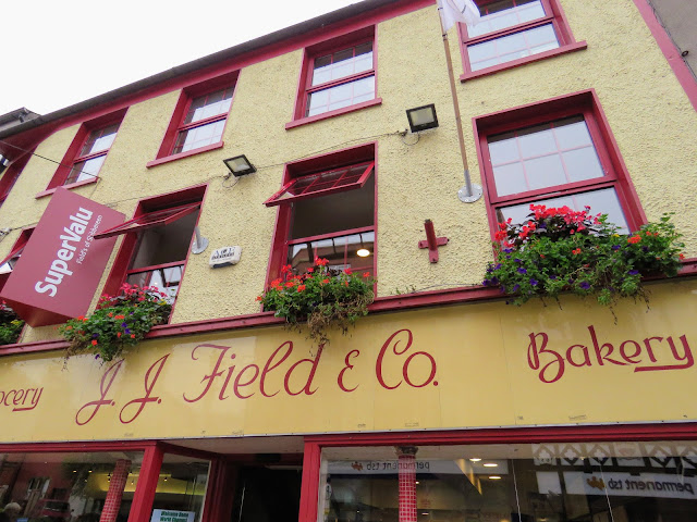 J.J. Field & Co. Supermarket in the West Cork town of Skibbereen