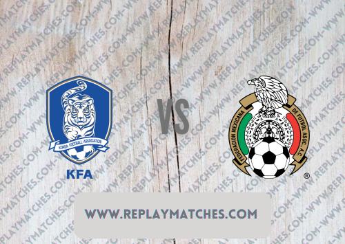 Korea Republic U23 vs Mexico U23 -Highlights 31 July 2021