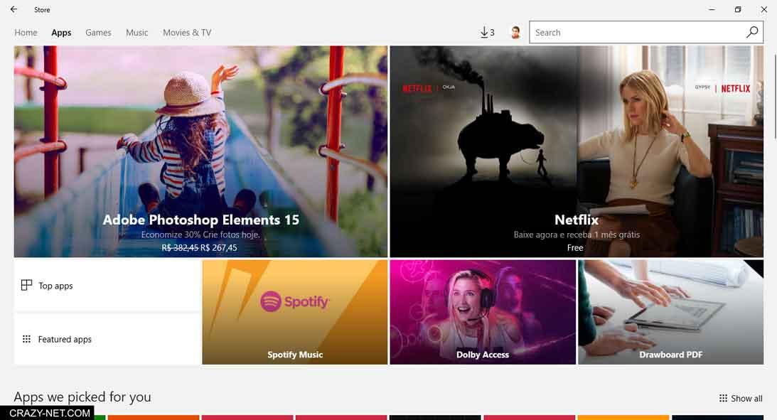 تطبيقات مفيدة و جديدة على ويندوز 10 لتعديل الصور و تصميمات الشعارات
