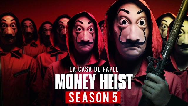 MONEY HEIST: SEASON 5 COMPLETE EPISODE