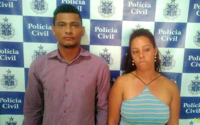 Casal hetero cis acusado de tentar matar mulher transexual é preso na Bahia