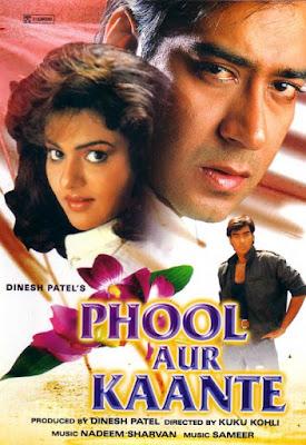 Phool Aur Kaante (1991) Hindi 720p   480p WEB HDRip x264 1.1Gb   450Mb