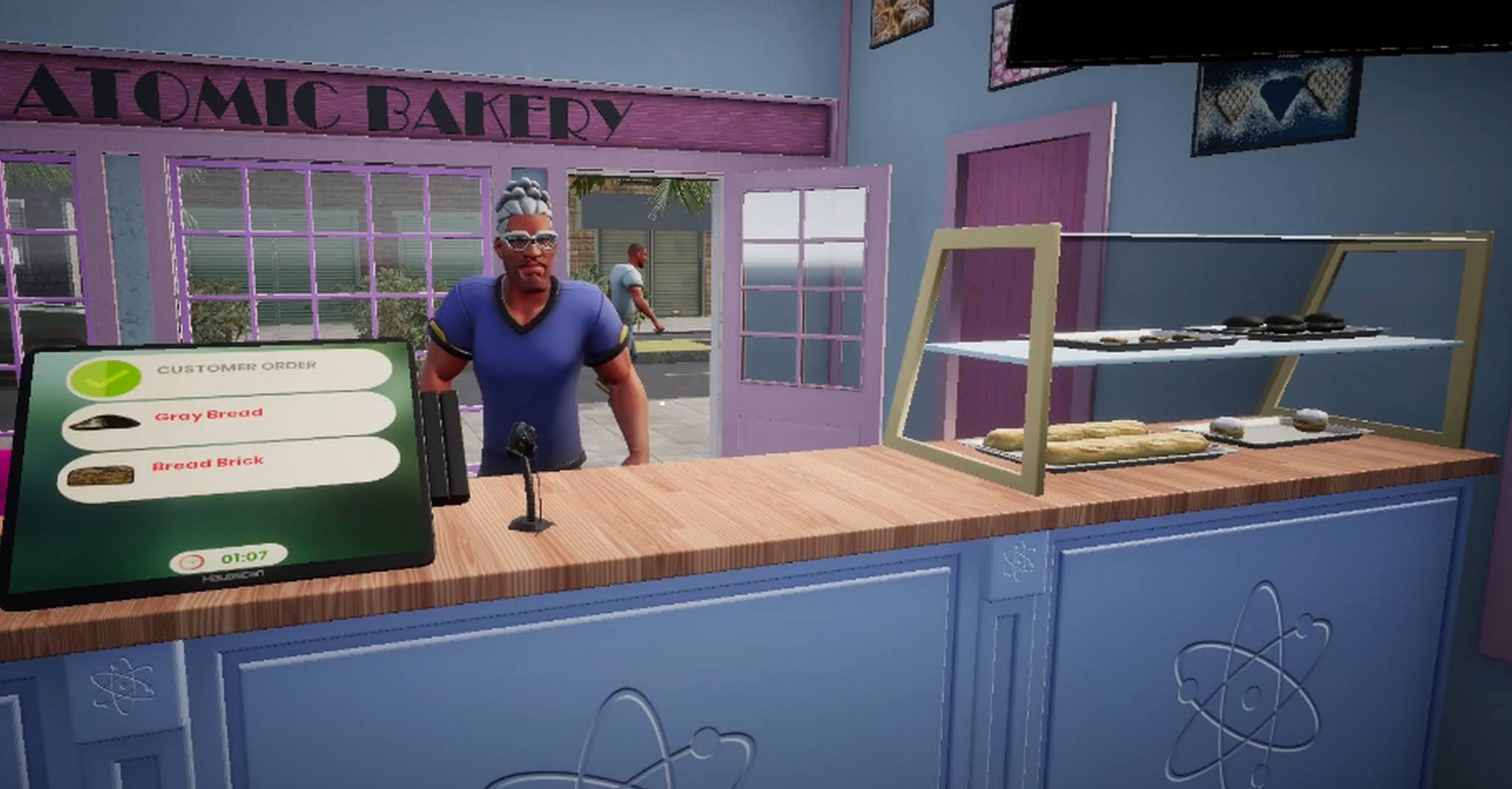 Bakery Shop Simulator Müşteri