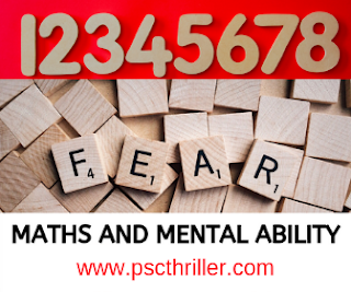 PSC Maths and Mental Ability Test Series 2
