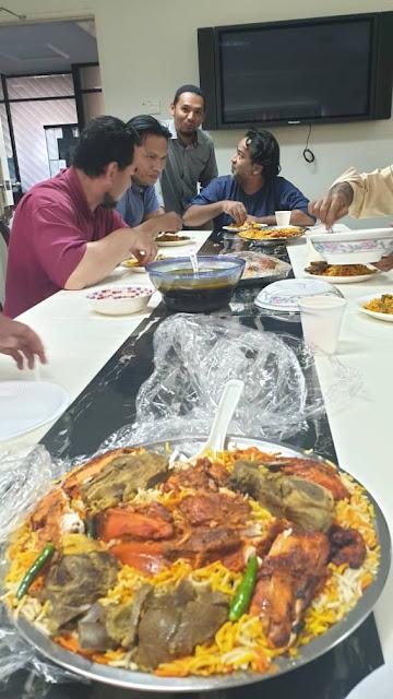 Nasi Arab Mekah