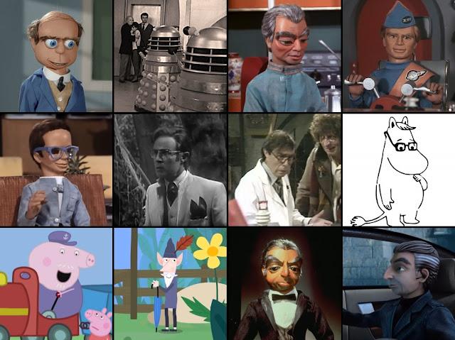 David Graham's roles