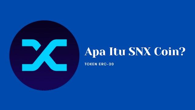 Gambar SNX Coin