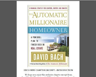 The Automatic Millionaire by David Bach Download eBook in PDF