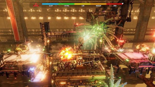 Imagem do Oddworld: Soulstorm