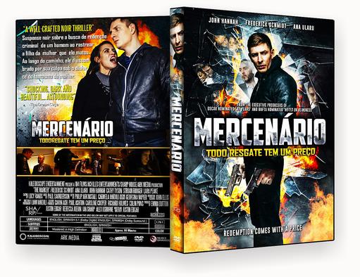 CAPA DVD – MERCENARIO TODO RESGATE TEM UM PRECO – ISO