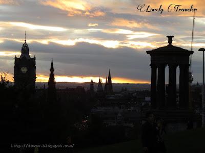 Calton Hill - Edinburgh