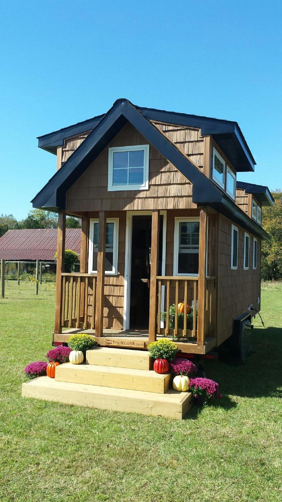 Tiny House Building Co Llc Mountaineer Tiny House For