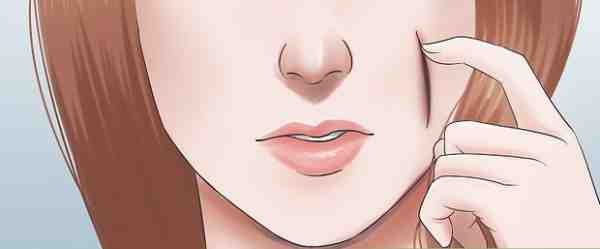 ازالة اثار الخرابيش من الوجه