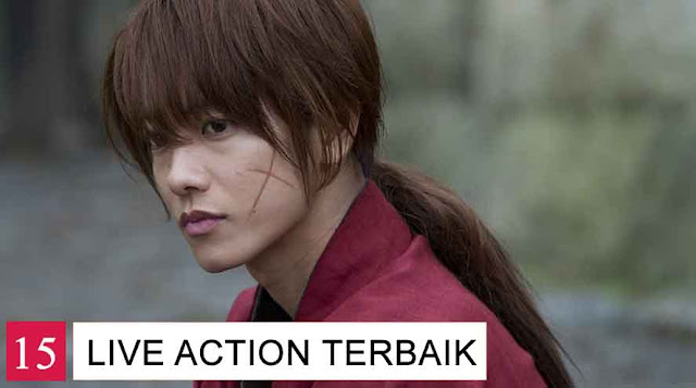 Live action anime teraik