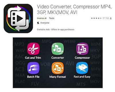 Video Converter, conversor y compresor de video