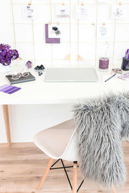 Small Home Office Space Design