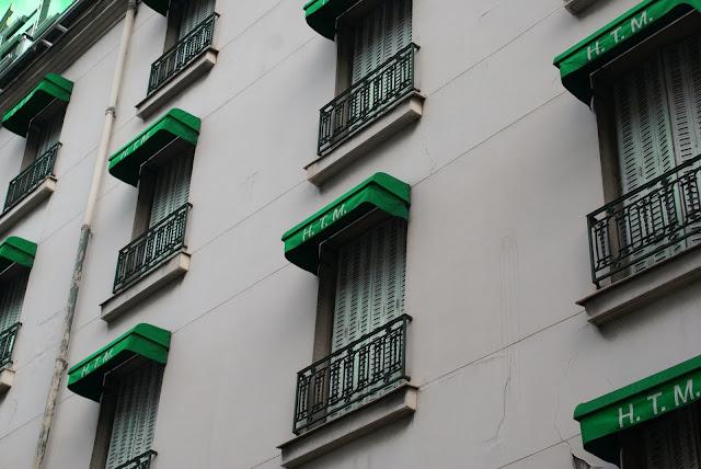 kanopi kain hijau