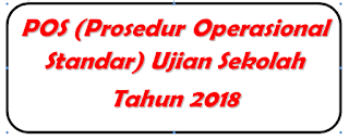 POS USBN SD TAHUN 2018