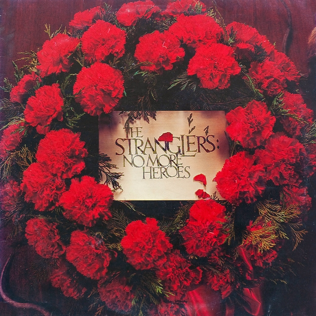 No more heroes. The Stranglers