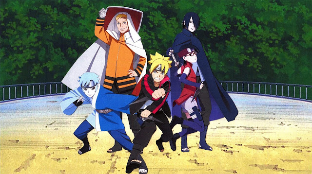 boruto the next generation sub indo