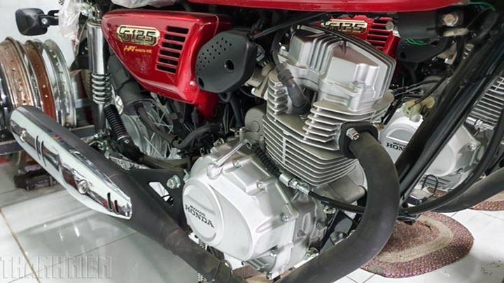 Honda CG125Fi 2020 về Việt Nam, giá bán từ 40 triệu đồng