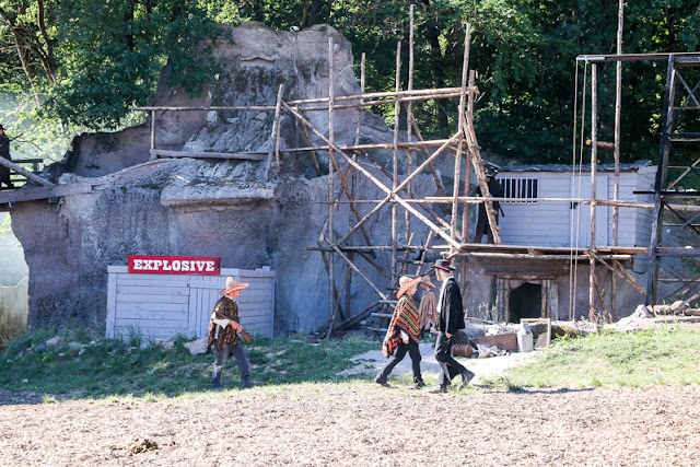 Karl May Freilicht Festspiele Im Tal des Todes