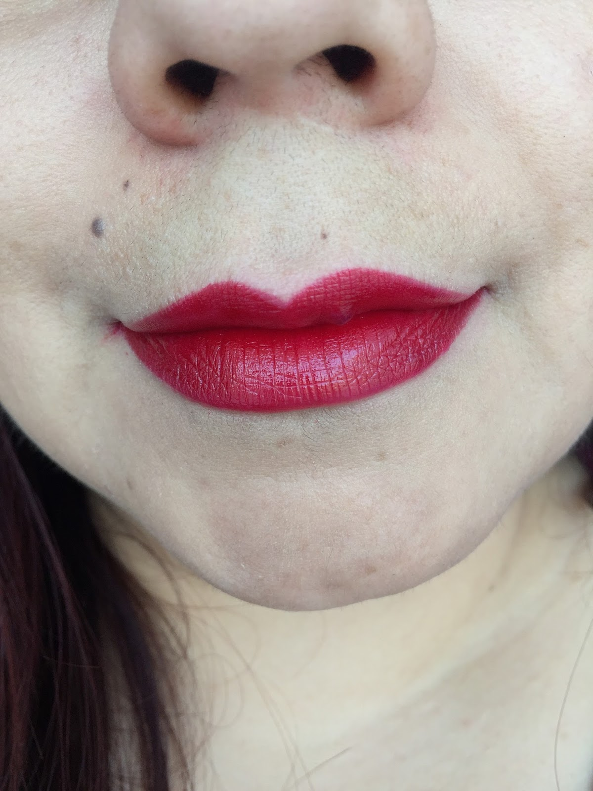 Korean Beauty Dream: [Berrisom] Angel Lip Tatoo #Rosy Rose