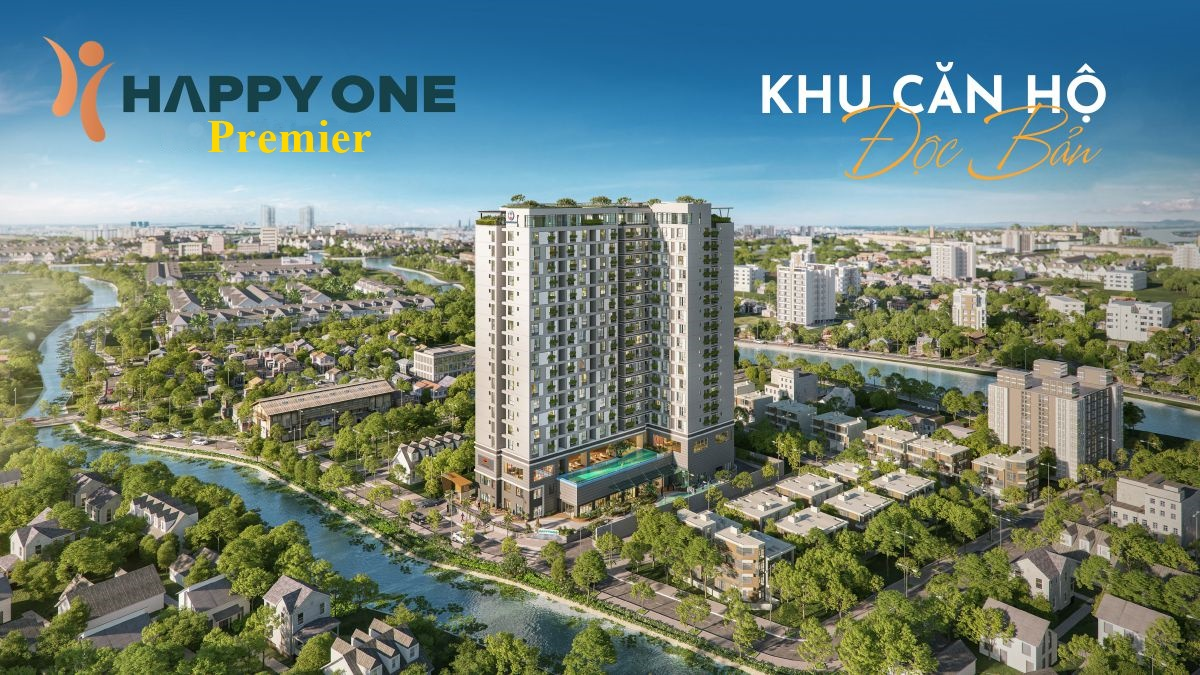 Dự án Happy One Premier