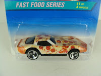 hot wheels pizza vette