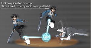 SAO MD - How To Dodge Enemy Attacks?