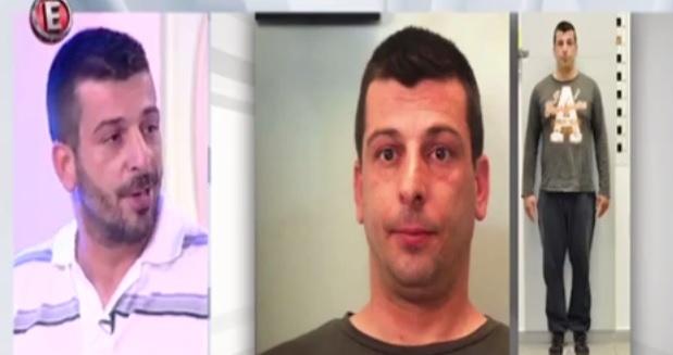 Απίστευτο: Ληστής πήγε στην Τατιάνα ενώ τον κυνηγούν οι αρχές. Live σύλληψη (Βίντεο)