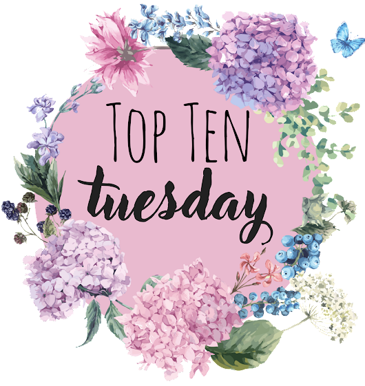 Top Ten Tuesday: Book Surprises