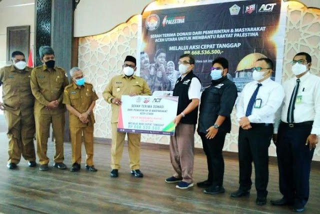Muhammad Thaib Ungkap Sumbang Rp668,5 Juta Aceh Utara untuk Rakyat Palestina.lelemuku.com.jpg