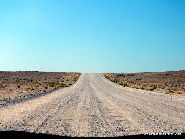 caminos namibia