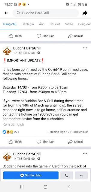 Quán bar chống lệnh phòng dịch Covid-19?