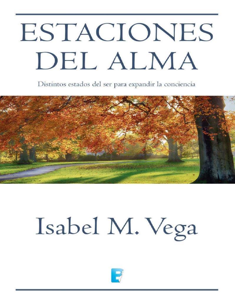Estaciones del alma – Isabel M. Vega