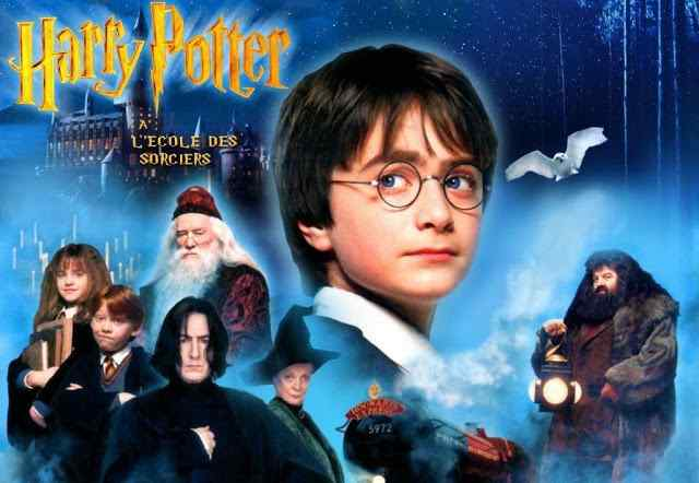 Harry Potter and The Philosopher's Stone Full Movie Watch Online In HD