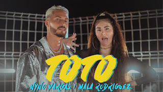 LETRA TOTO Nyno Vargas ft Mala Rodríguez