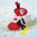 http://zancrochet.blogspot.com.es/2017/07/lady-ant.html