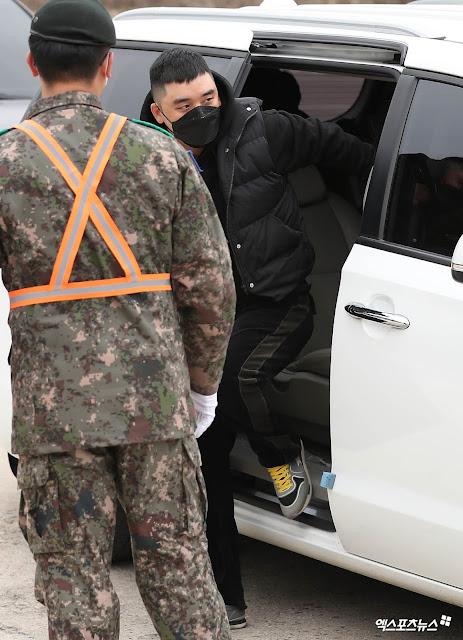 Seungri Memulai Wajib Militernya Hari Ini