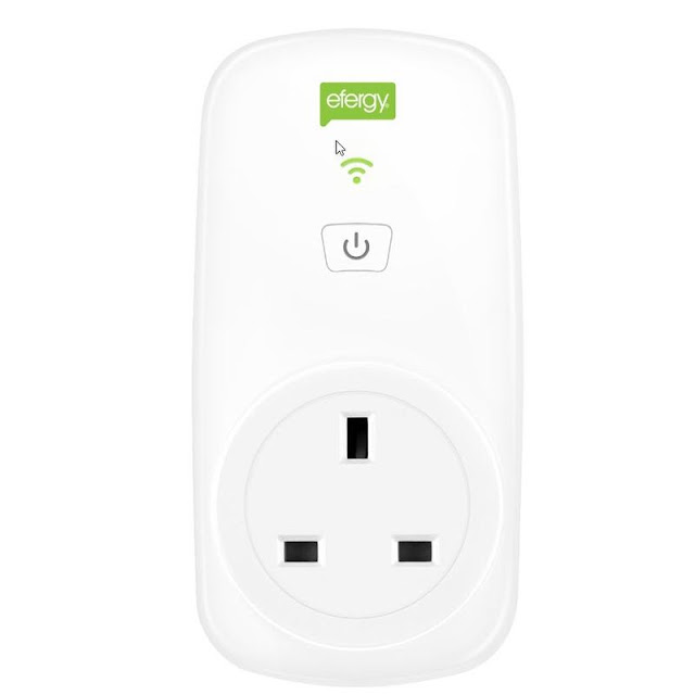Efergy Ego Smart Wi-Fi Switch