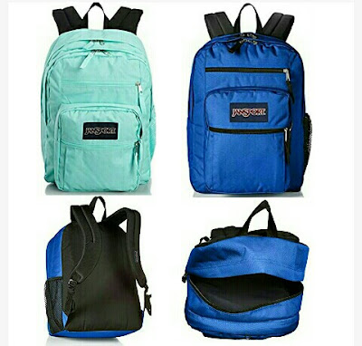 JanSport Student Backpacks School Bags with Enough Space
