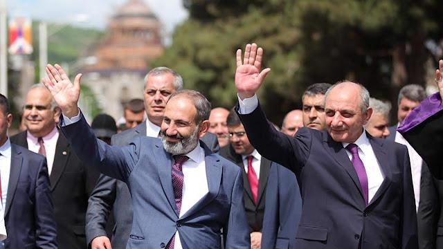 Según Pashinyan no hay solución del conflicto de Artsaj sin la gente