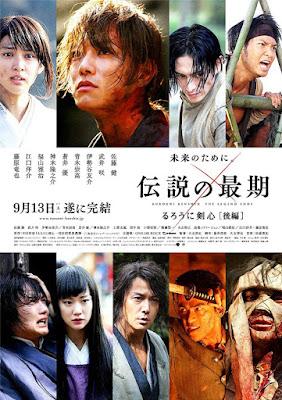 Rurouni Kenshin Part III The Legend Ends 2014