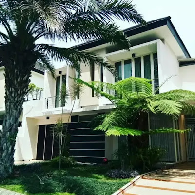 Villa Batu Green Batos Kolam Renang