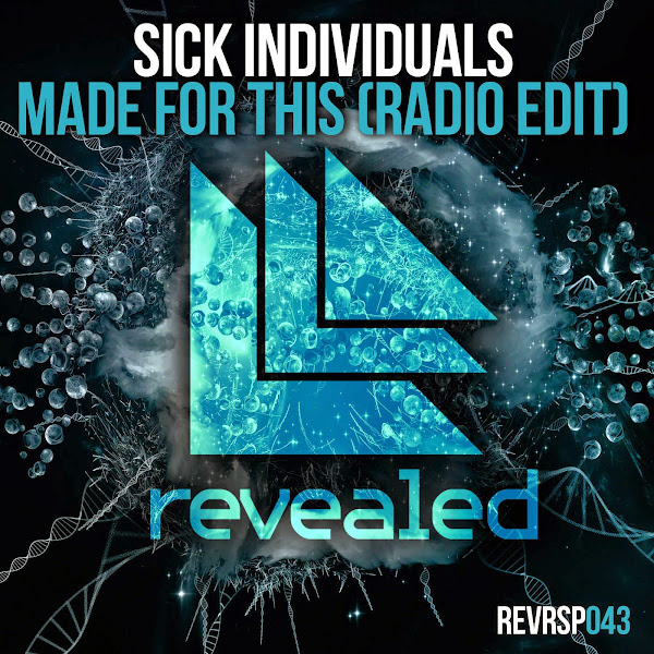 Sick Individuals - Made For This (Radio Edit) - Single  Cover