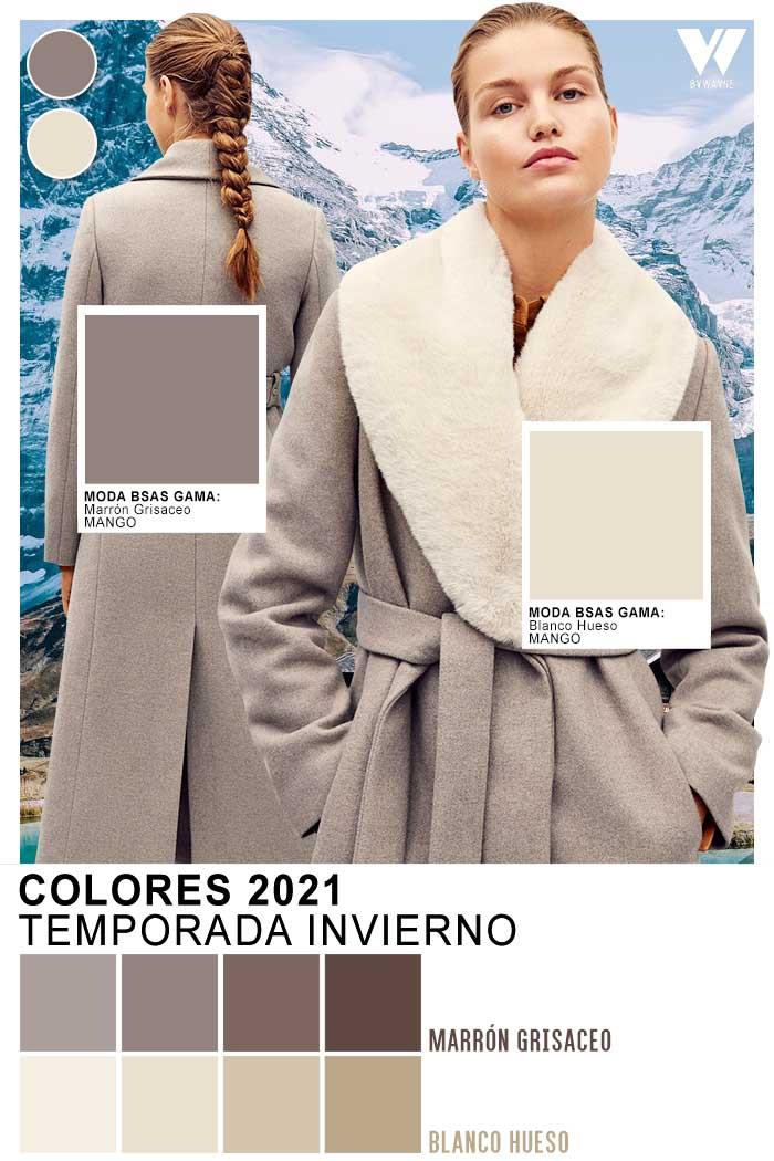 gris color del año 2021 Pantone