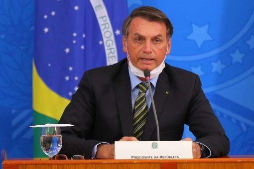 Bolsonaro ofende a gobernador paulista por decretar cuarentena