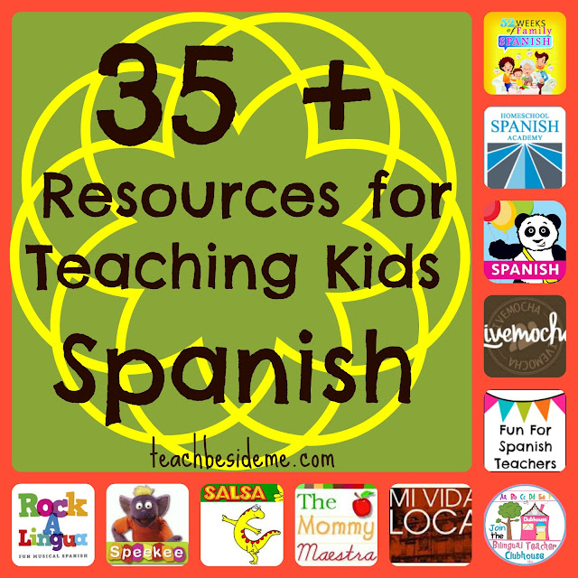 Spanish Teaching Resources for Kids