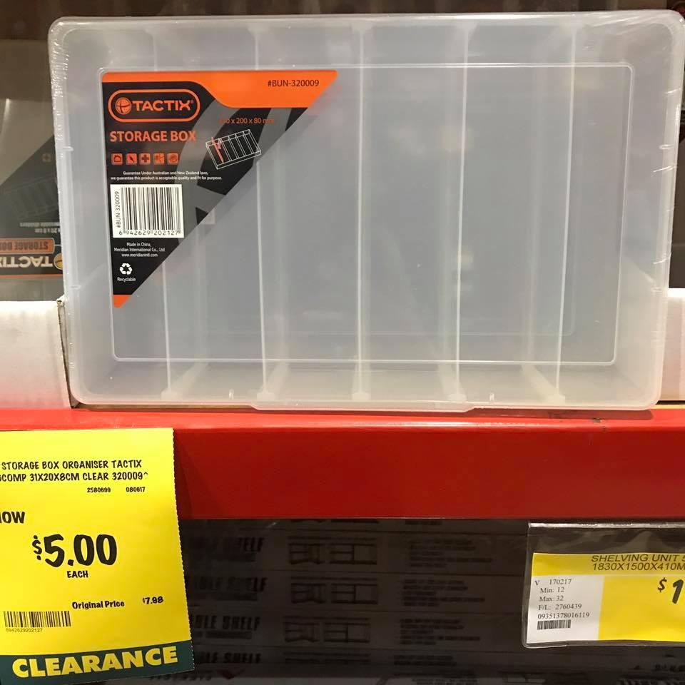 Ultimate teacher storage box bunnings australia falaconquin